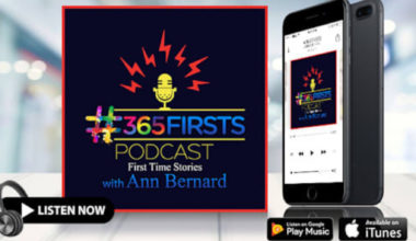 Episode 1 - #365Firsts Podcast - #365FirstsChallenge
