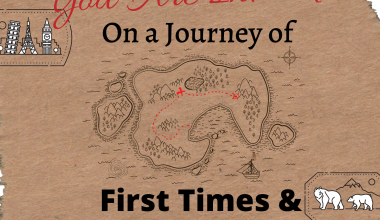 Invitation to joint a journey of first times and new experiences